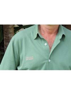 Camisa Sánchezdimisión color Verde Green