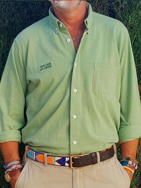 Camisa Pickers Verde New