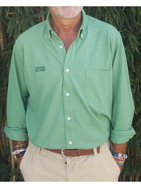 """Camisa Pickers """"Green"""""""